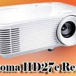 Optoma HD27e Review