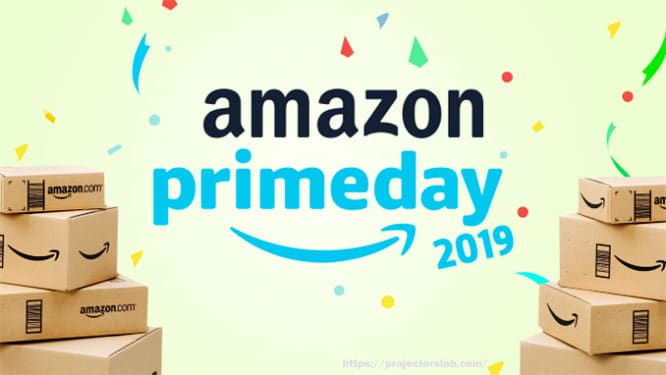 Prime Day Projector Deals 2019