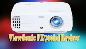 ViewSonic PX700hd Review