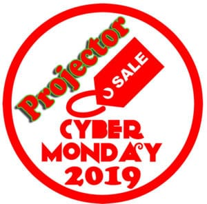 Cyber Monday Projector Deal 2019