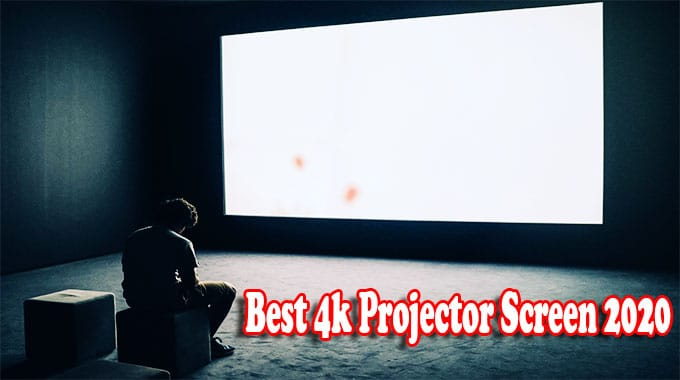 This Image Of Best 4k Projector Screen 2020