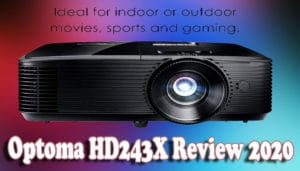 Optoma HD243X Review