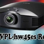 Sony VPL-hw45es review