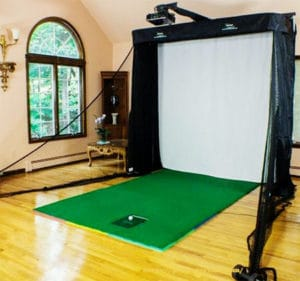 How Do You Mount A Projector To A Golf Simulator With Step by Step