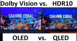 HDR vs. HDR10 vs. Dolby Vision
