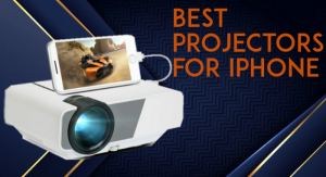 best projector for iphone